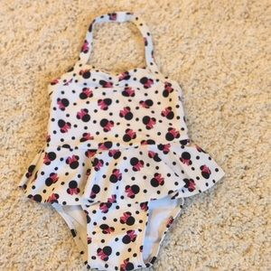 Old Navy Disney Minnie Mouse bathing suit